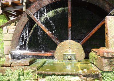 Mühlrad-Heidersbacher Mühle