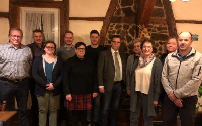 """""""Bürgermarkt"""" in Neukirchen vorbildlich – im Gespräch mit der CDU vor Ort"""