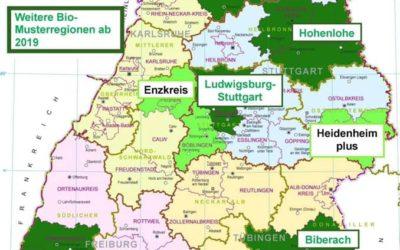Der Neckar-Odenwald-Kreis wird Bio-Musterregion