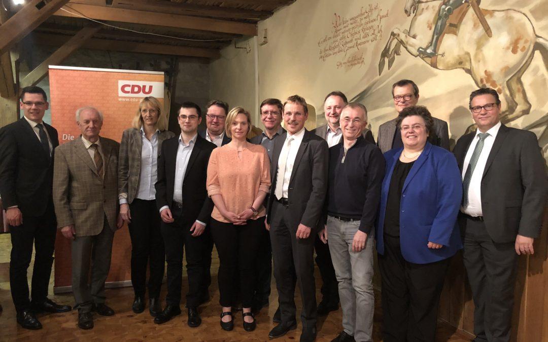Nominierungsversammlung für den Kreistag – starke Kandidatinnen & Kandidaten