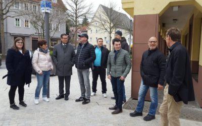In Osterburken schmiedet man Pläne für die Zukunft