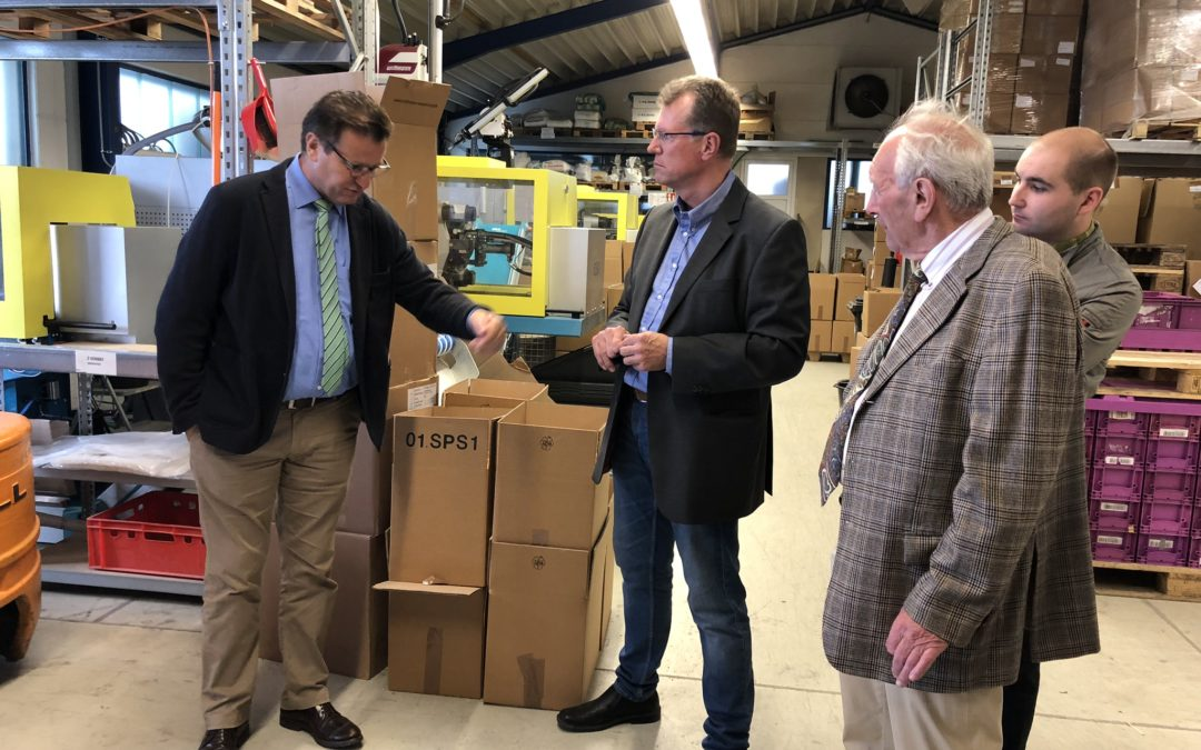 Junge Unternehmer beispielhaft – CDU Ravenstein