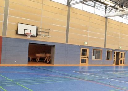 Sportstättenbauförderung ermöglicht einen zeitgemäßen Sportunterricht