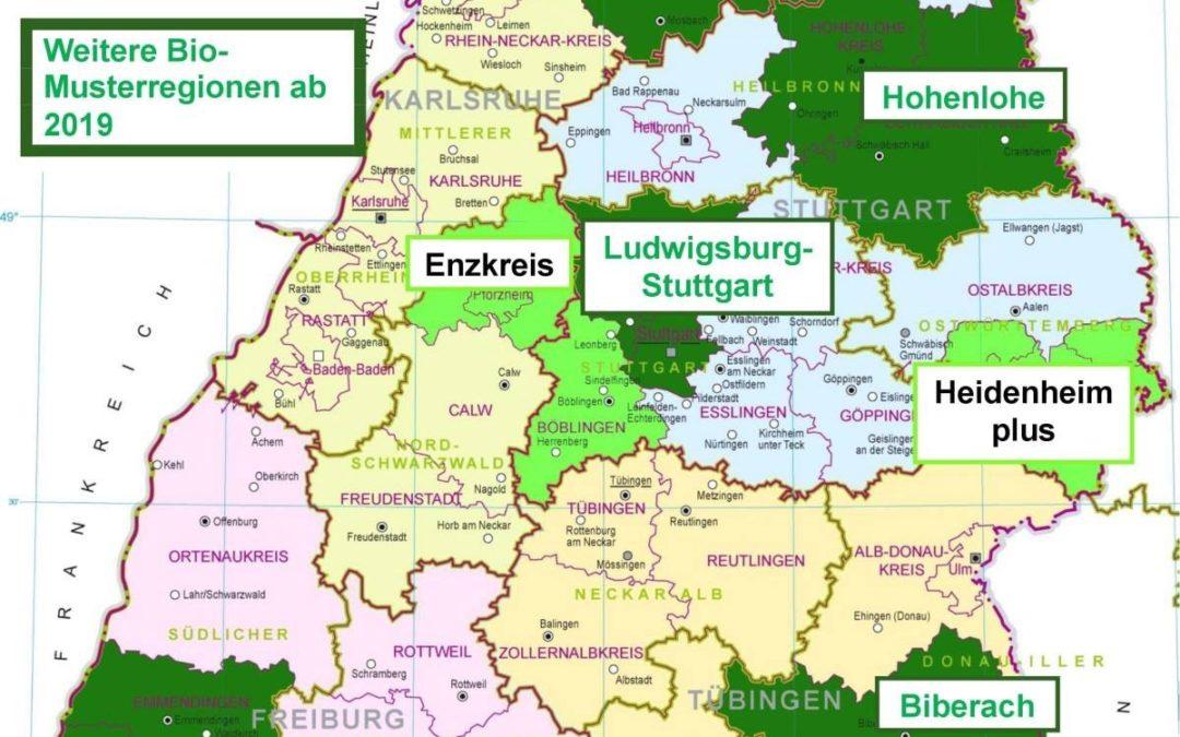 Neckar-Odenwald-Kreis ab sofort Bio-Musterregion