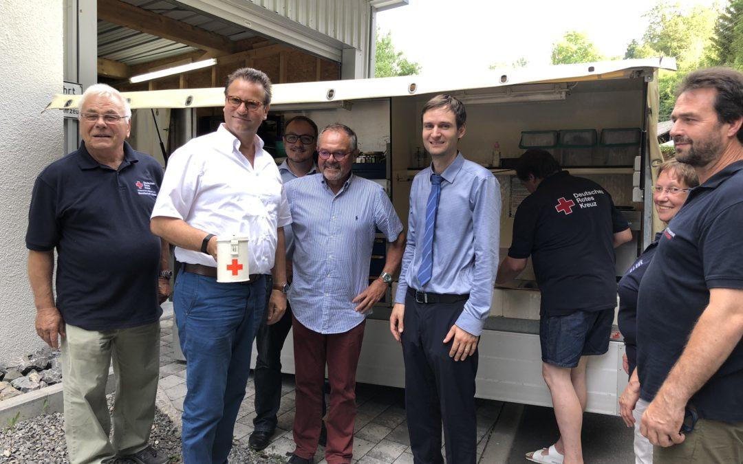 Hilfsorganisationen im Land werden immer wichtiger – vor Ort in Allfeld/Billigheim
