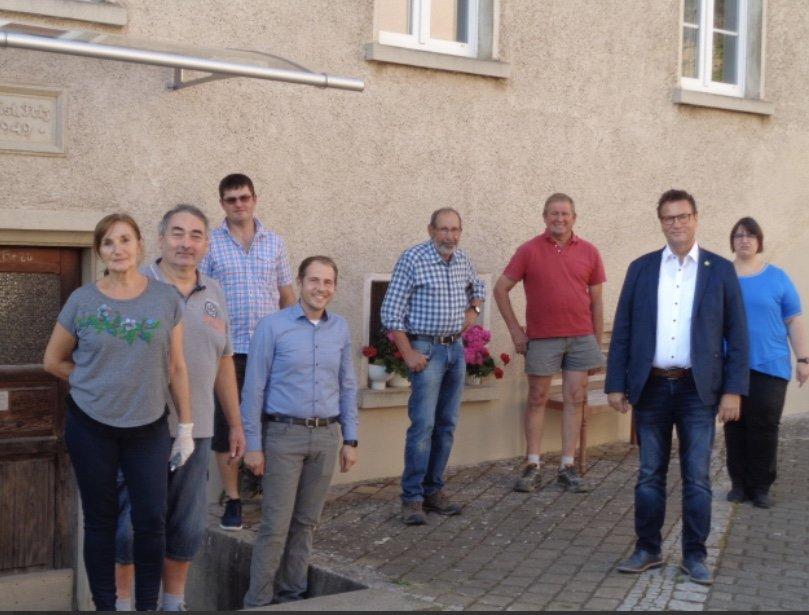 Zu Besuch bei der Gräter Mühle in Billigheim