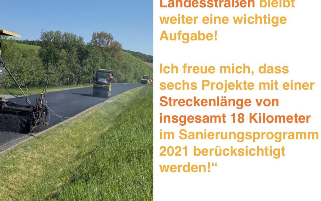 Erhaltung der Straßeninfrastruktur wird vorangetrieben – 18 Kilometer Fahrbahndecke werden im Neckar-Odenwald-Kreis saniert